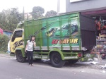sticker truck